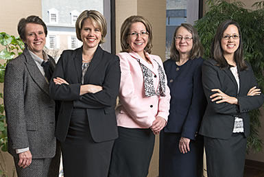 womens section attorneys group
